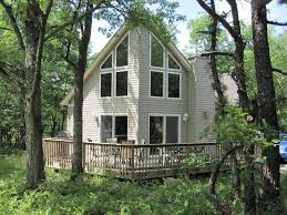 Beautiful Decks And Patios by New Beautiful Pocono Chalet Private Homeaway Albrightsville