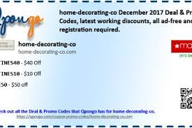home decorating co com universe promo code discount promotional code