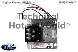 carrier p211 4013 fan control relay