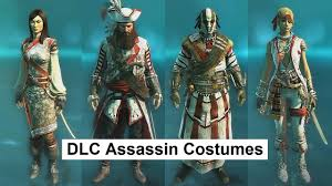 jaguar costume ac4 multiplayer assassin costumes for dlc characters jaguar