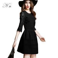 cheap modest black lace dress find modest black lace dress deals
