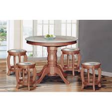marble dining room sets dn888 marble dining table 3 5ft 6 stools marble seat top