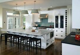 open kitchen floor plans with islands large open kitchen floor plans kitchen island the home design ideas