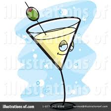 martinis clipart martini clipart 438479 illustration by cory thoman