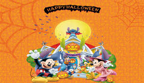 mickey mouse thanksgiving wallpaper disney halloween wallpapers hd pixelstalk net
