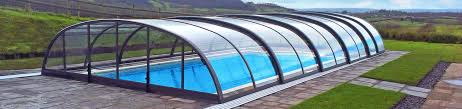 retractable pool enclosures for your swimming pool sunrooms