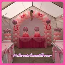princess baby shower decorations princess baby shower by event decor baby shower decorations
