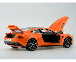 Martin V12 Zagato Orange Green Silver Or Champagne Grey Opened
