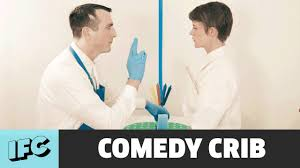 comedy crib mirror lesson 13 cleanliness ep 3 ifc youtube