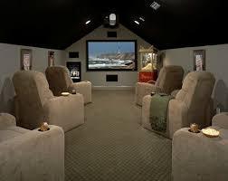 How To Decorate Media Room - best 25 attic movie rooms ideas on pinterest attic theater