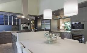Galley Kitchen With Pass Through 40 Inviting Contemporary Custom Kitchen Designs U0026 Layouts