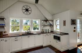 Wainscoting Kitchen Cabinets Cottage Kitchen With Inset Cabinets By Wright Ryan Homes Zillow
