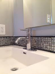 Backsplash Bathroom Ideas by 103 Best Bathrooms Images On Pinterest Bathroom Ideas Room And