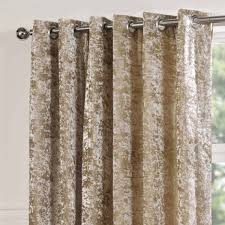 Chartreuse Velvet Curtains by Plush Lined Eyelet Curtains Silk
