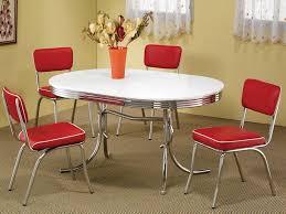 metal kitchen furniture vintage metal kitchen table and chair set shortyfatz home design