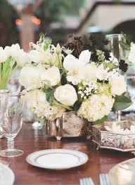 Personalized Flower Vases Sophisticated Personalized Beverly Hills Wedding Inside Weddings