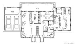 Free Small House Floor Plans Free Architectural Home Design Floor Plan Home Architecture Plans
