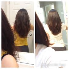 back of hairstyle cut with layers and ushape cut in back u shape cut with layers yelp