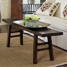 Small Coffee Table Bench As A Small Coffee Table Likey House Re Do Pinterest