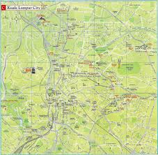 Map Of Malaysia Large Kuala Lumpur Maps For Free Download And Print High