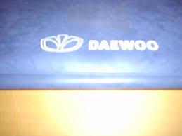 daewoo tacuma owners handbook wallet 2000 2008 also called