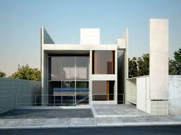 ideas for modern concrete house plans modern house design image on