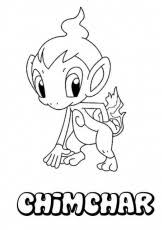 turtwig coloring pages