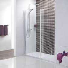 White Tile Laminate Flooring Bathroom Captivating Walk In Shower Design Inspired To Create A