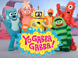 Yo Gabba Gabba Bed Set 10 Shows To Get High And After Your Go To Bed