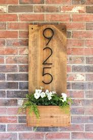 Lighted House Number Sign Glass Door Number Signs Gallery Doors Design Ideas