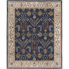 Navy And Beige Area Rugs Artistic Weavers Middleton Kelly Hand Crafted Navy Beige Area Rug