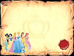 Disney Princess Invitation Cards Disney Princess Free Printable Invitations Or Photo Frames Is