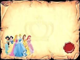 Free Printable Invitation Cards Disney Princess Free Printable Invitations Or Photo Frames Is