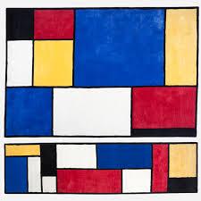 Mondrian Collection Rugs Mondrian Rugs Rugs Ideas