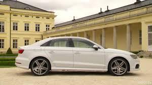 white audi sedan 2014 audi a3 saloon sedan exterior