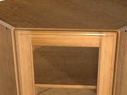 Unfinished Wall Cabinets With Glass Doors 1 Glass Door 45 Degree Wall Cabinet
