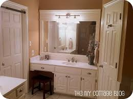 Diy Bathroom Mirror by 128 Best Mirror Mirror On The Wall Images On Pinterest Diy