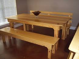 pine benches for kitchen table bench decoration