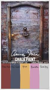 Chalk Paint Colors For Furniture by 94 Best Annie Sloan Chalk Paint Projects Images On Pinterest