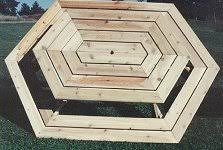 Free Hexagon Picnic Table Designs by Furniture Plans Downloadable Plans Free Furniture Plans Picnic