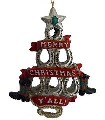 fun western cowboy christmas ornaments u2013 north pole west cowboy