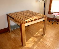 furniture engaging butcher block hardwood table kitchen island