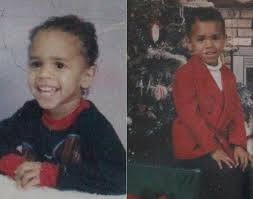 chris brown before he was famous photos chris brown before he