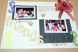 how to complete your first scrapbook page 7 steps with pictures