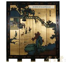 chinese screens room dividers chinese antique 4 panels carved