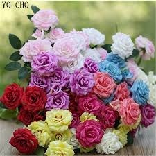 Decorative Flowers For Home by Online Get Cheap Artificial Flowers Wedding Arch Flowers