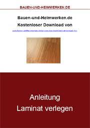 Anleitung Laminat Verlegen Pdf by Laminat Verlegen Download