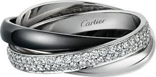 ceramic diamond rings images Crb4095500 trinity ring ceramic sm white gold ceramic png