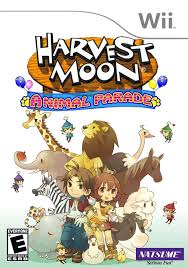 Harvest Moon Tale Of Two Towns Main Dish - harvest moon animal parade the harvest moon wiki fandom