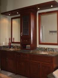 hand crafted master bath vanity by aakb inc custom cabinetry